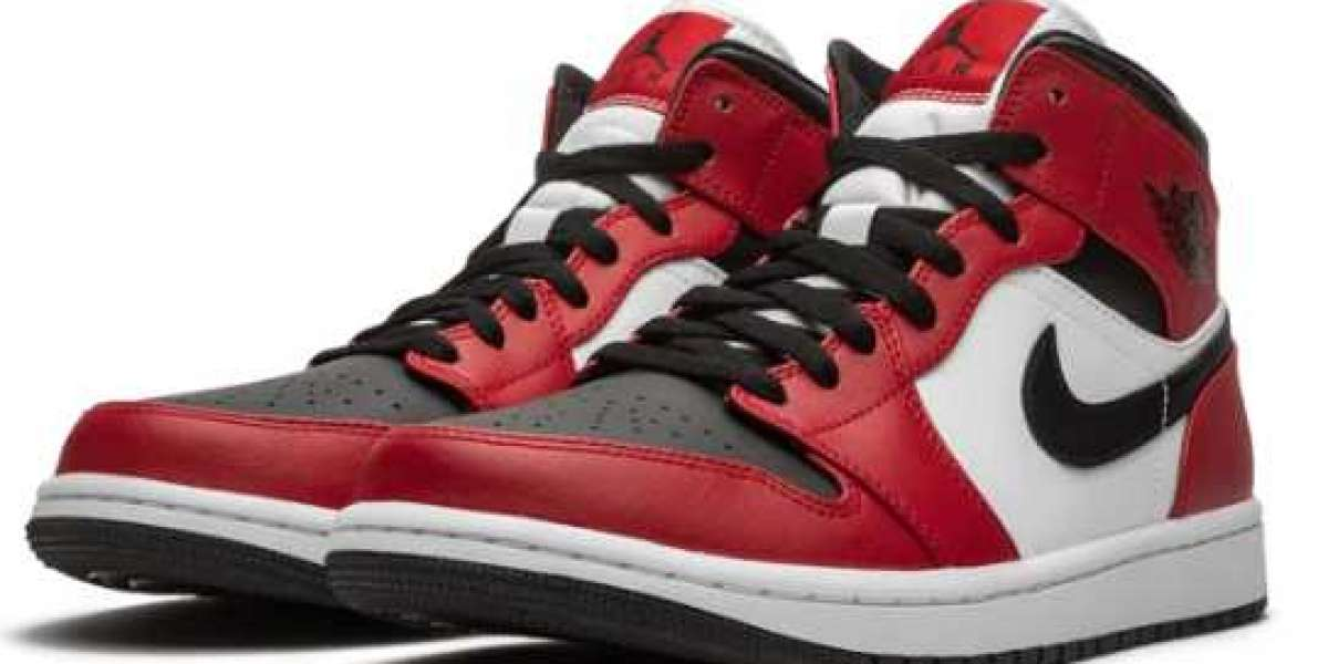 Where to buy New Release Air Jordan 1 Mid Chicago ?