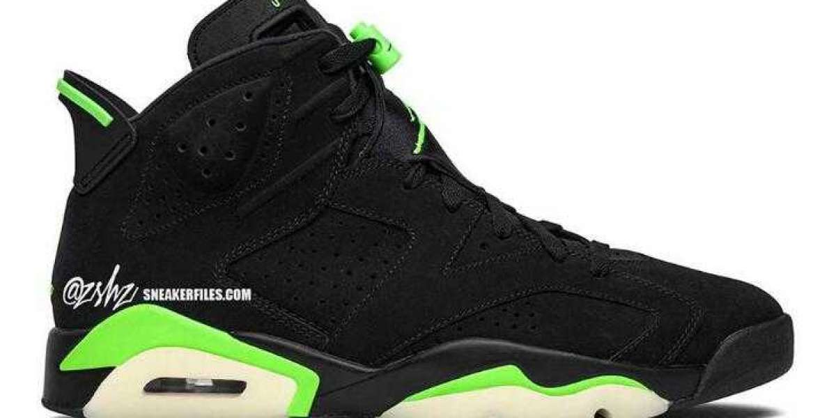 Air Jordan 6 Electric Green Will Release on June 5, 2021