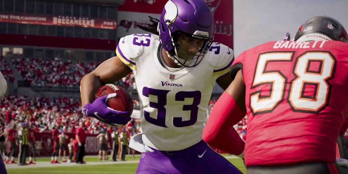 This will be a first-time in-game inclusion in Madden NFL 21
