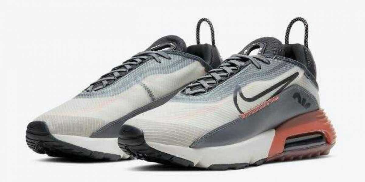 2021 Nike Air Max 2090 Appears in Grey Shades and Clay Brown