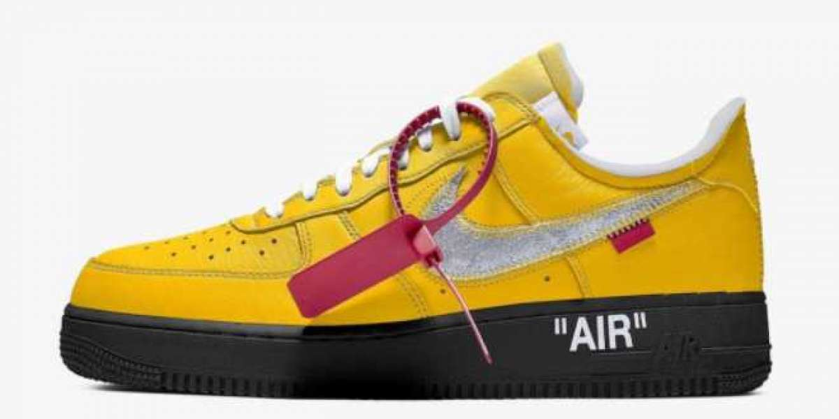 Off-White x Air Jordan 1 Canary Yellow to possibly releasing in 2021