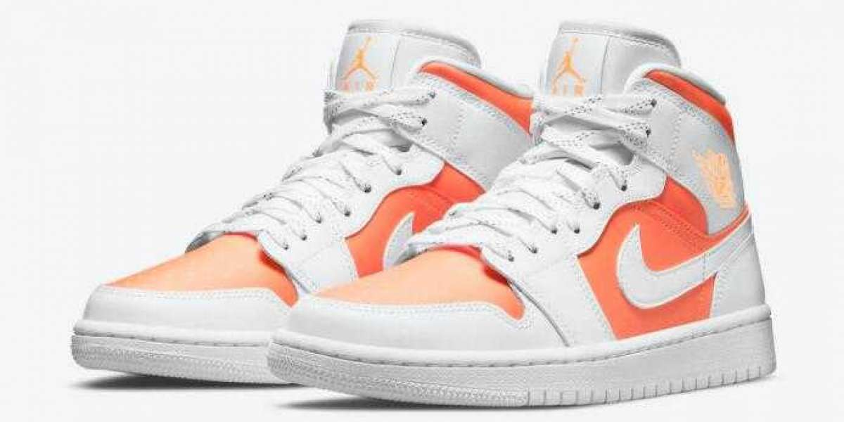 New Brand Air Jordan 1 Mid SE Bright Citrus Releasing Soon