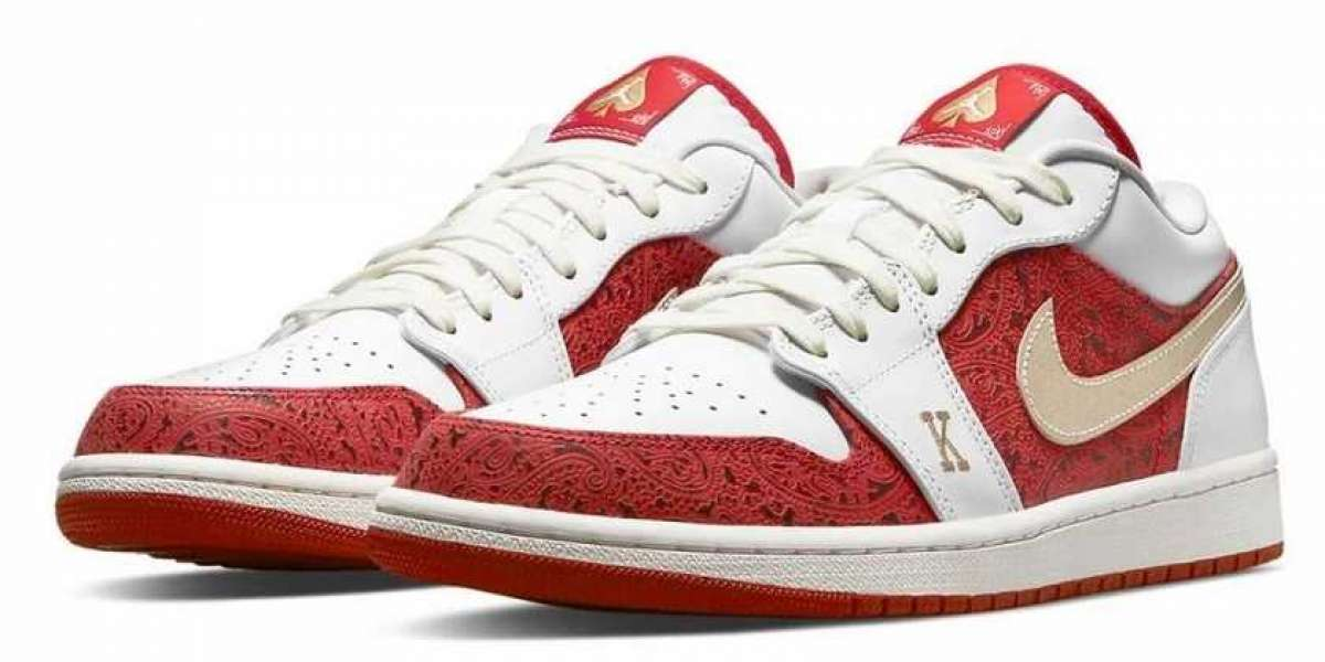 """This Air Jordan 1 Low """"Spades"""" DJ5185-100 will be released this year"""