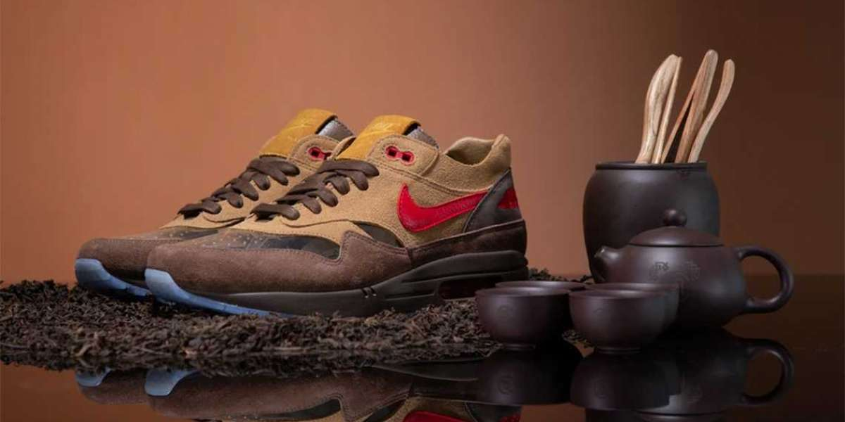 """Nike Air Max 1 """"Cha"""" DD1870-200 will be released on May 21"""