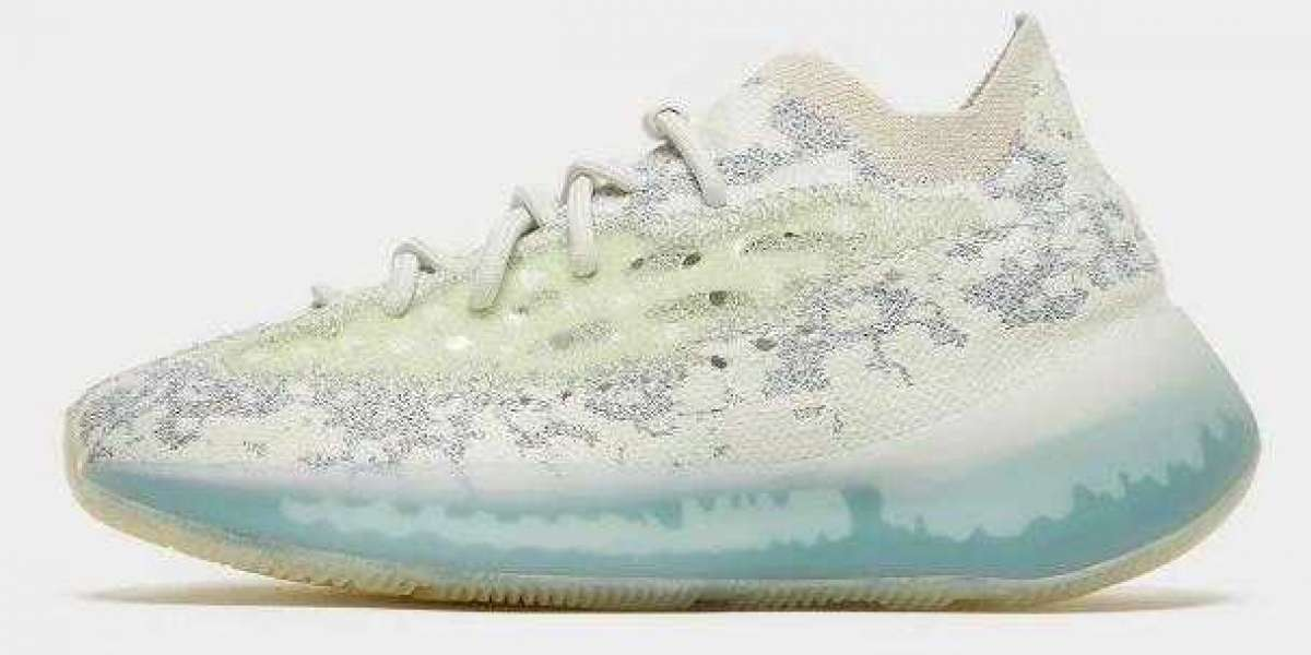 GW0304 Yeezy Boost 380 Alien Blue Unveils on May 31st, 2021