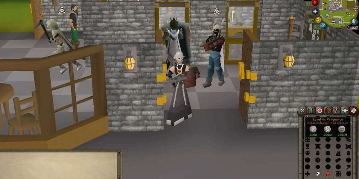 Rsgoldfast - Many Pkers didn't venture out into the wildy with Mage