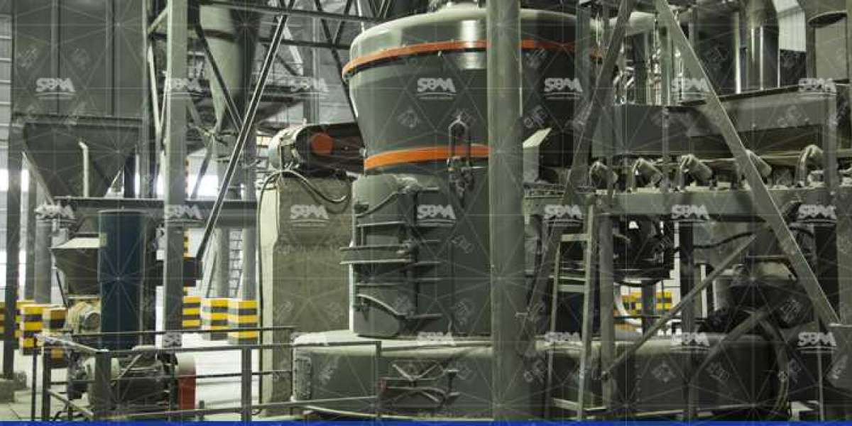 Model Difference Of Vertical Roller Mill