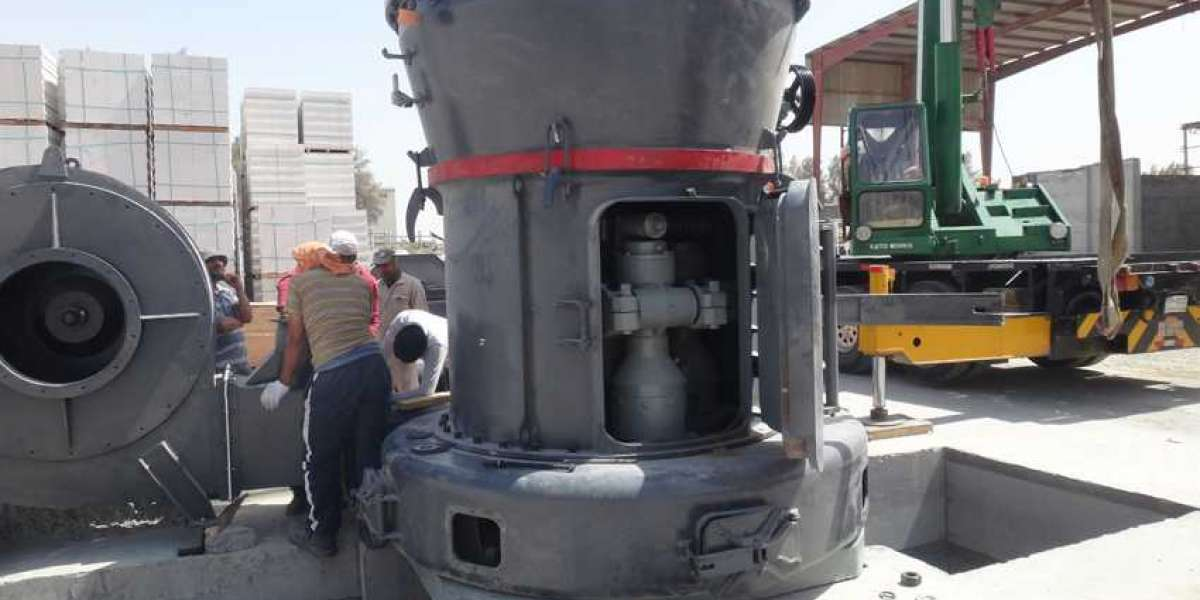 Sudden Vibration Of The Vertical Roller Mill