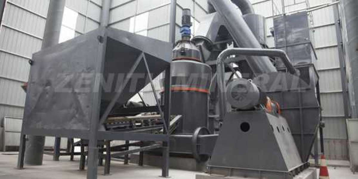 Stable Operation Of Vertical Roller Mill