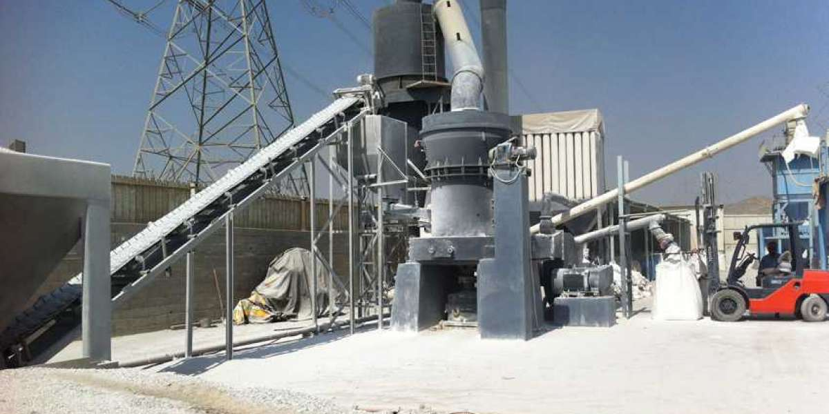 Indigestion Of The Vertical Roller Mill