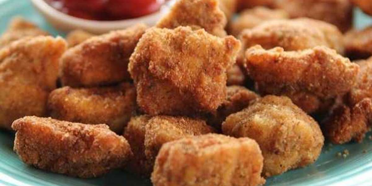 What can I serve with chicken nuggets?